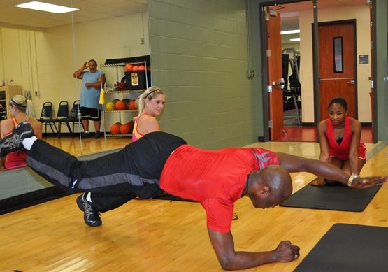 Harrell Heavenly Bodies Fitness Boot Camp5