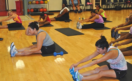 Harrell Heavenly Bodies Fitness Boot Camp8